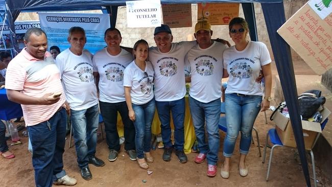 Prefeitura realiza  Ação Social Intinerante na na zona rural
