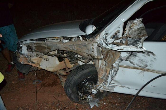 Acidente envolvendo caminhão pipa deixa feridos no Piauí (Crédito: Reprodução)