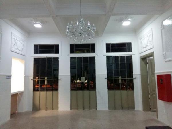 Liceu Piauiense reformado e com mobiliário moderno (Crédito: Divulgação)