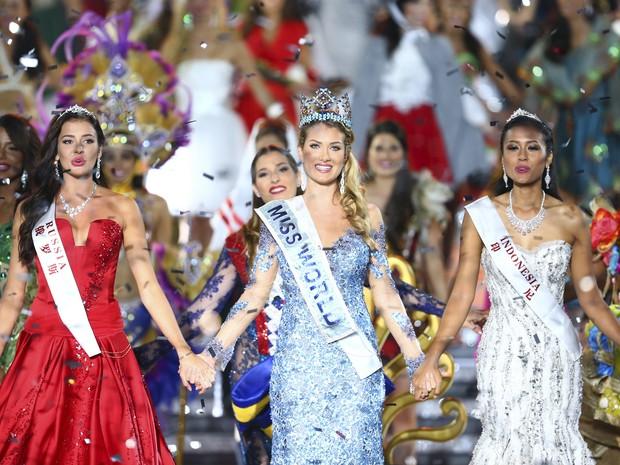 Miss Universo 2015 (Crédito: Divulgação )