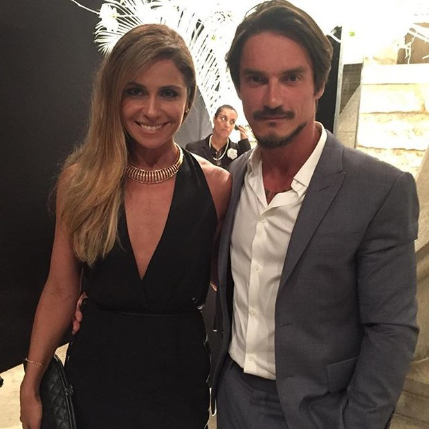 Giovanna Antonelle e Levosier (Crédito: Reprodução / Instagram)