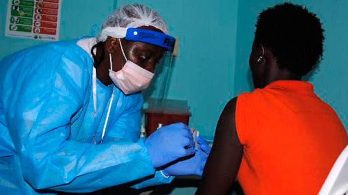 Vacina contra ebola (Crédito: Divulgação)