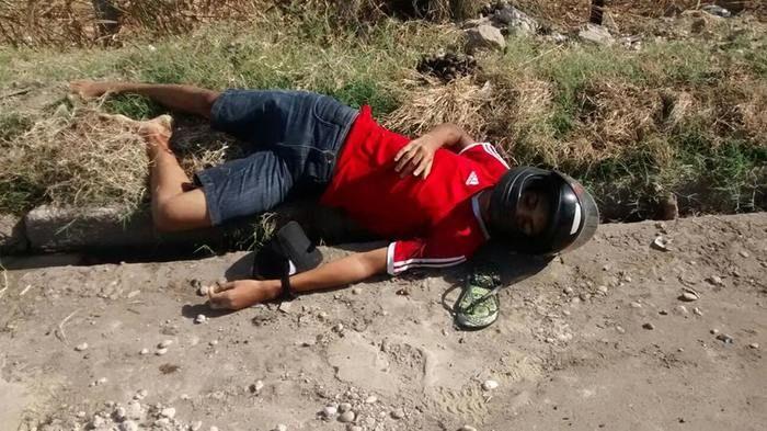 Jovem morre durante troca tiros com a polícia no bairro Dirceu, na zona Sudeste