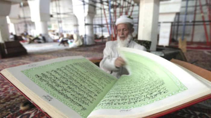 Manuscritos do Alcorão (Crédito: Divulgação)