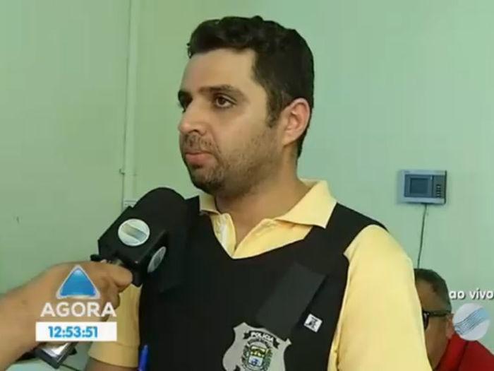 Delegado Danúbio Dias (Crédito: Reprodução Programa Agora )