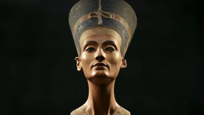 O Túmulo de Nefertiti (Crédito: Divulgação)