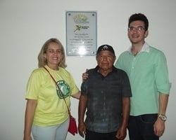 A Prefeitura de Cajueiro da Praia, através da Secretaria municipal