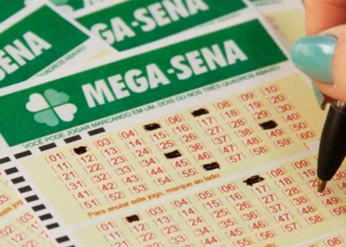 Mega-Sena sorteou segundo maior prêmio da história (Crédito: Divulgação)