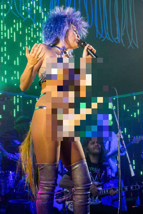 Miley Cyrus (Crédito: Reprodução)