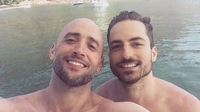 Paulo Gustavo e Thales Bretas (Crédito: Reprodução)