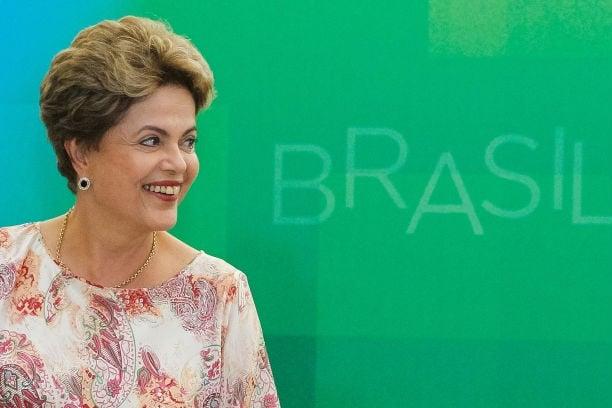 Presidente  Dilma voltou a falar sobre o processo de impeachment