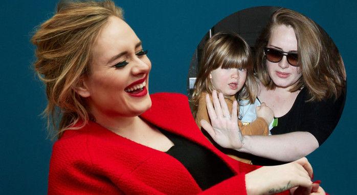 Adele (Crédito: Revista TIME)