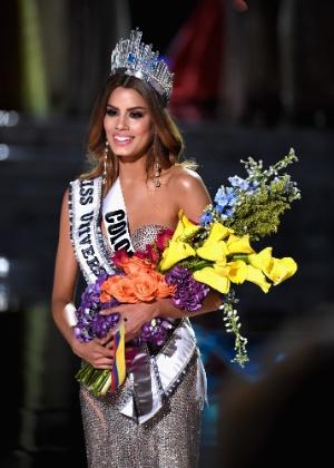 Miss Colômbia 2015 (Crédito: Reprodução)