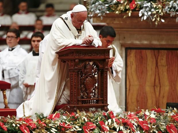 Papa Francisco (Crédito: Reprodução)