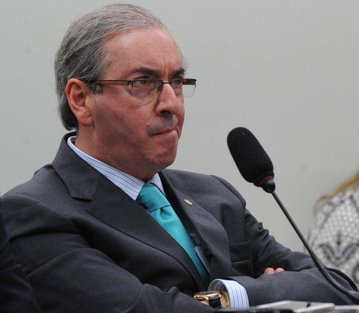 Presidente da Câmara, Eduardo Cunha (Crédito: Reprodução)