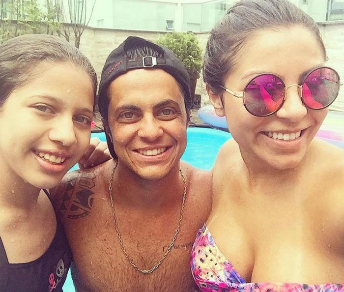 Thammy e Andressa Ferreira (Crédito: Reprodução/Instagram)