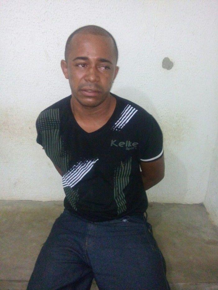 Marcus Samuel foi preso acusado por tráfico de drogas (Crédito: portalsomosnotícia)