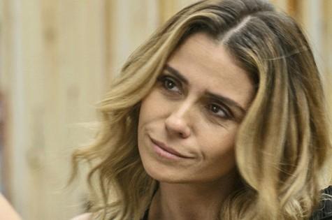 """Giovana Antonelli, a Atena de """"A Regra do Jogo"""""""