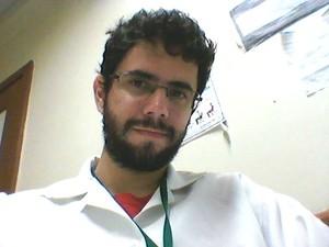 André o médico bem humorado (Crédito: reprodução / facebook)