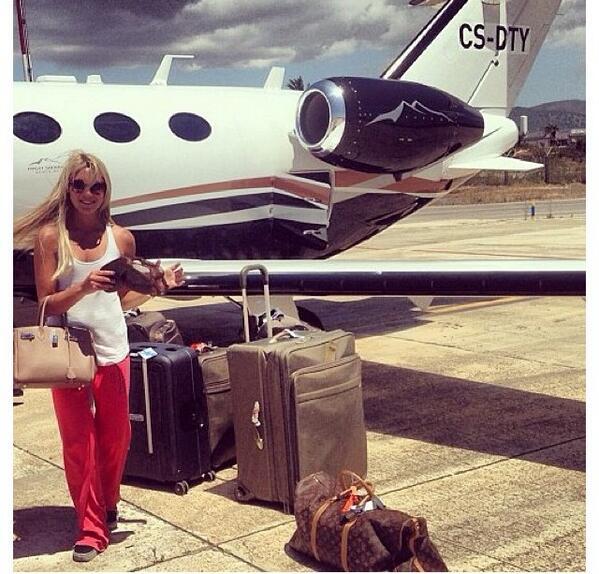 Lana Scolaro (Riquinha do instagram) (Crédito: reprodução / instagram)