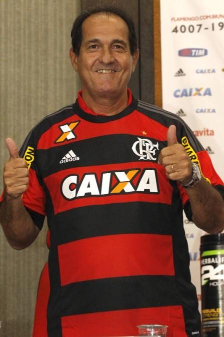 Flamengo renovou patrocínio com a Caixa por mais um ano  (Crédito: Reprodução)