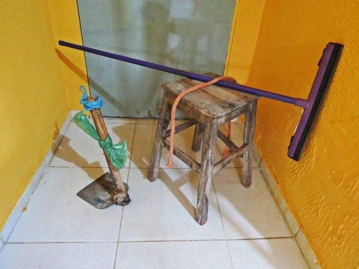 Objetos utilizados no crime (Crédito: Reprodução)