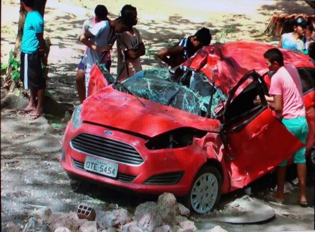 Edmilson Sousa morreu em acidente (Crédito: Reprodução)