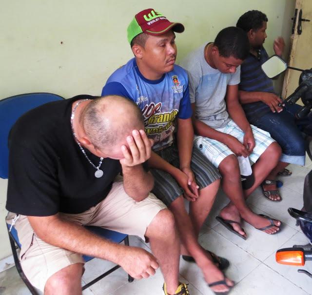 Quadrilha é presa ao vender bebidas falsificadas em evento no Piauí (Crédito: Divulgação )