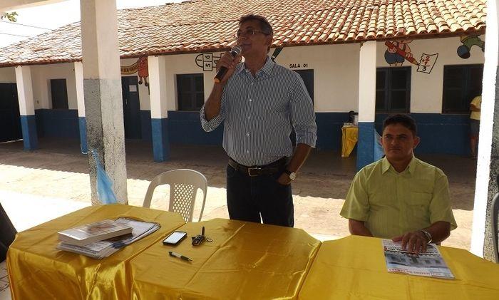 Vereador Roberval Santos (Crédito: Divulgação)