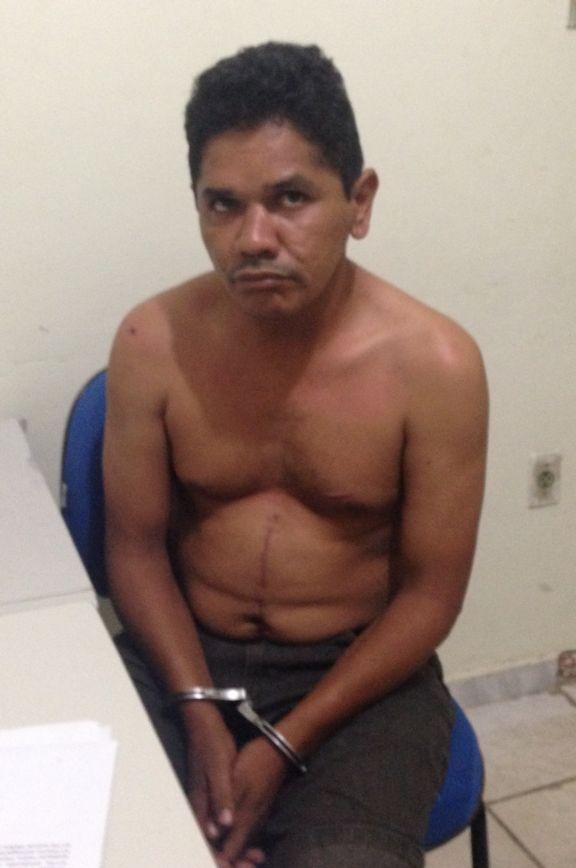 'Tatuzinho'foi preso após roubar celular (Crédito: portaldocatita)