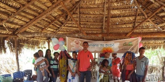 Cajazeiras do Piauí realiza semana do bebê