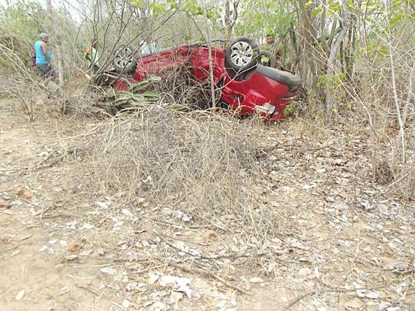 Irmãos morrem em grave acidente na BR-230