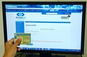 Sistema utilizado pelo Detran-MA
