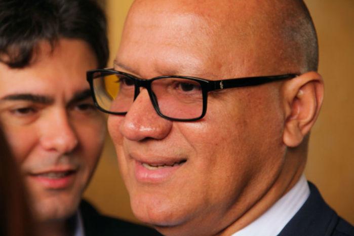 Secretário da Administração, Franzé Silva. (Crédito: Jorge Henrique Bastos)