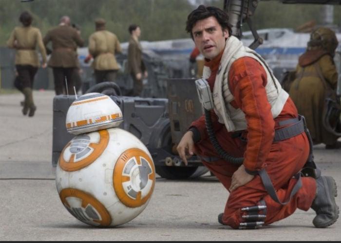 "Cena do novo ""Star Wars"""