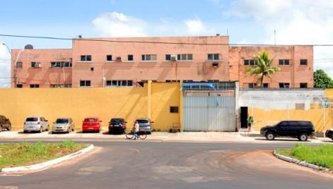 Presídio de Pedrinhas no Maranhão