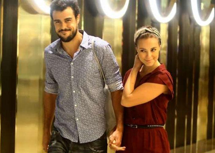 """Joaquim Lopes chora após fim do casamento com Paolla Oliveira: """"Tentei salvá-lo"""" - Imagem 1"""