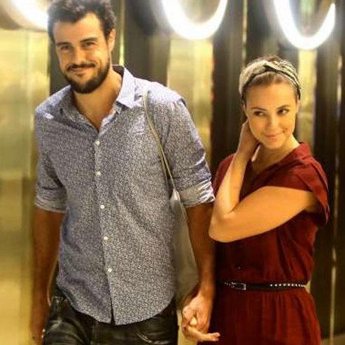 """Joaquim Lopes chora após fim do casamento com Paolla Oliveira: """"Tentei salvá-lo"""""""