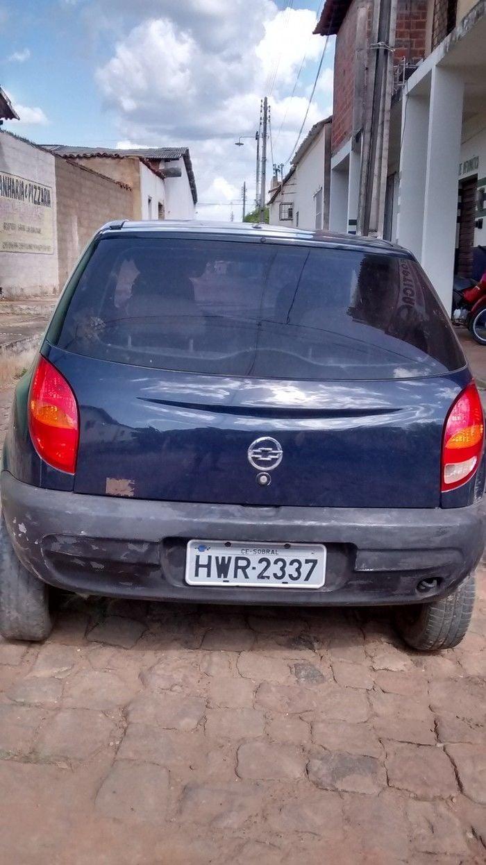 Carro roubado no Ceará é recuperado em Regeneração - Imagem 1