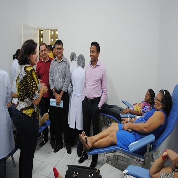 Campo Maior é a cidade que mais realiza campanhas de sangue no Piauí