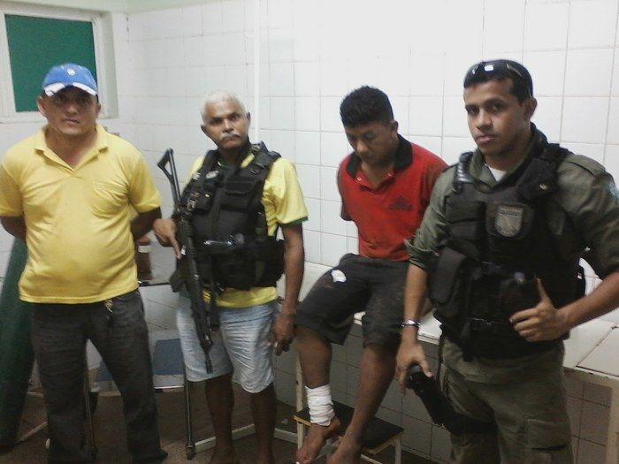 Homens armados realizam tentativa de assalto no município de Miguel Alves - Imagem 3
