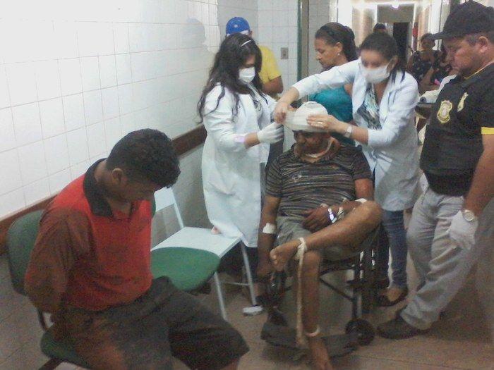 Homens armados realizam tentativa de assalto no município de Miguel Alves - Imagem 5