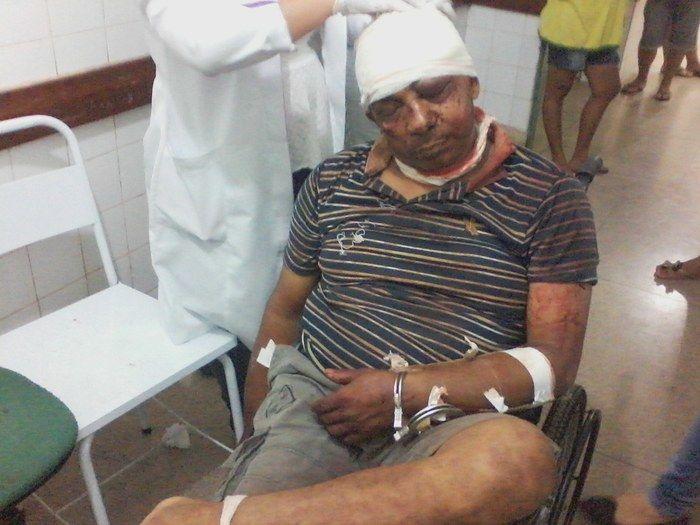 Homens armados realizam tentativa de assalto no município de Miguel Alves - Imagem 6