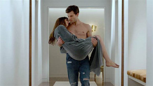 """Christian Grey, de """"50 tons de cinza"""", pode desistir de filme por ciúme da esposa - Imagem 1"""