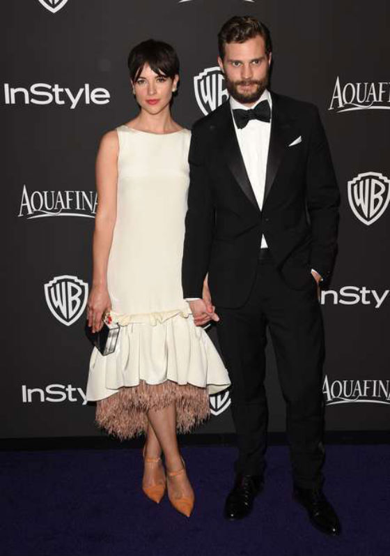 "Christian Grey, de ""50 tons de cinza"", pode desistir de filme por ciúme da esposa"