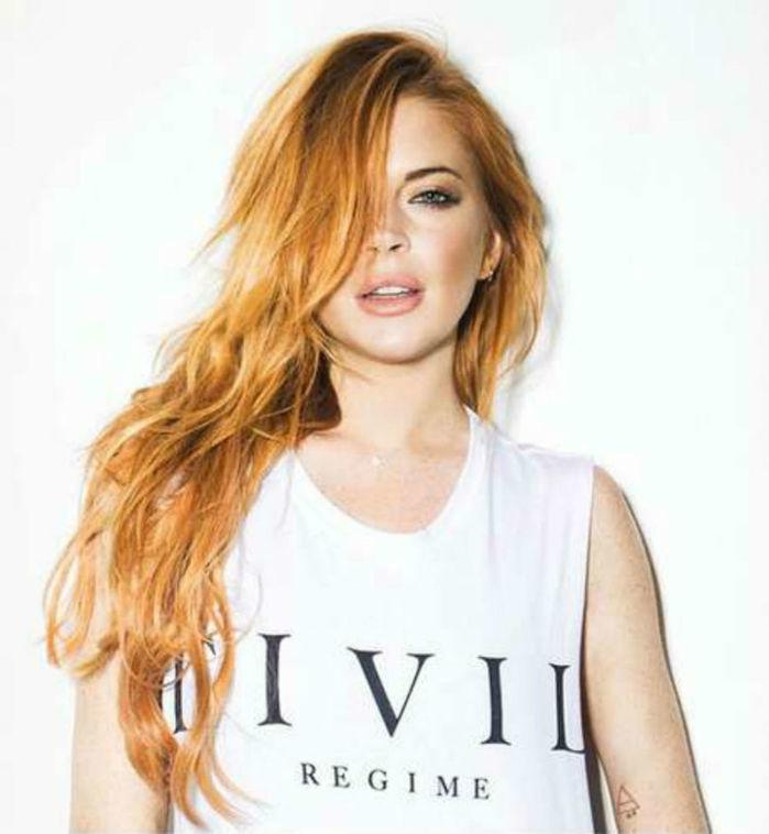 Lindsay Lohan quer ficar 1 ano sem fazer sexo, diz revista - Imagem 1
