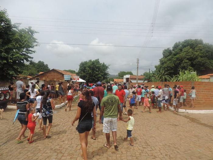 """Corrida de Jegue atraia população durante aniversário de Barra D""""Alcântara - Imagem 1"""