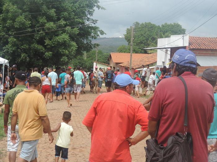 """Corrida de Jegue atraia população durante aniversário de Barra D""""Alcântara - Imagem 2"""