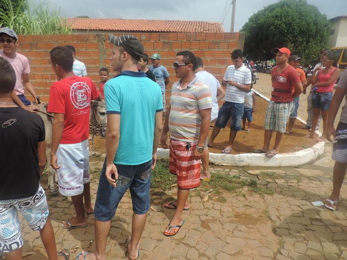 """Corrida de Jegue atraia população durante aniversário de Barra D""""Alcântara - Imagem 3"""
