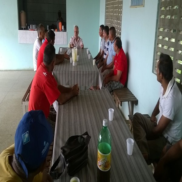 Prefeito Raimundo Ferreira recebe vários líderes comunitários e juntos debates problemas das comunidades